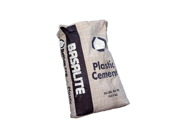 Basalite® 100003006 Plastic Cement for All Cement-Based Products, 47 Lbs