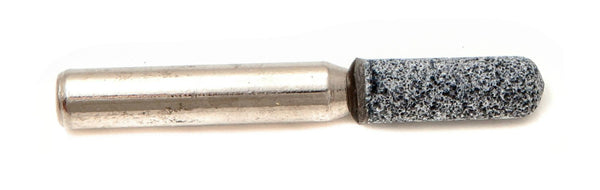 "Forney 60032 Mounted A24 Shank Point, 3/4"" x 1/4"", 60 Grit, Aluminum Oxide"