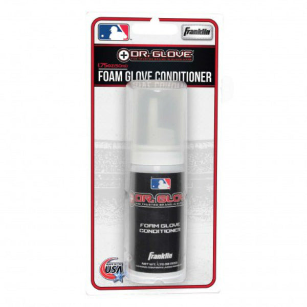 Franklin 10409 MLB® Dr.Glove® Foam Glove Conditioner, 1.75 Oz