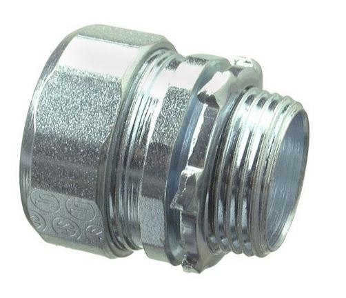 Halex® 63510 Rigid/IMC Compression Connector, 1""