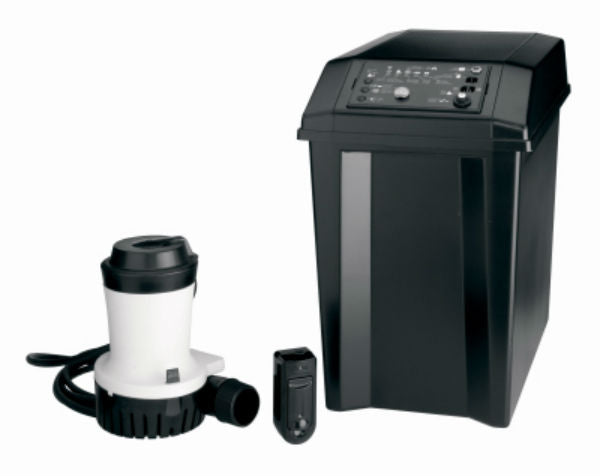 Sump Pump Monitoring System : Flotec fpdc emergency battery backup sump pump system