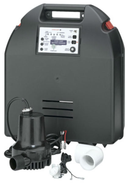 Flotec 174 Fpdc20 Emergency Battery Backup Sump Pump System