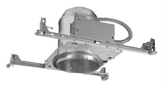 Halo® H5ICAT Insulated Ceiling Air-Tite™ Recessed Construction Housing, 5""