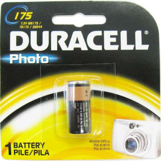 Duracell® 66244 Alkaline Photo Battery #175, 7.5-Volt