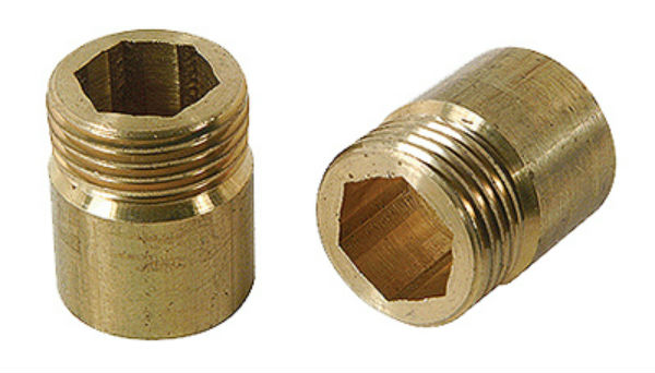 "BrassCraft® SCB1781X Bibb Seats for Streamway Faucets, Brass, 1/2""x20, 10-Pack"