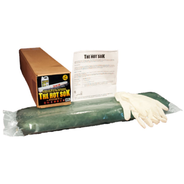 "ASI® HOT-SOK The Hot Sok Roof Deicing Kit, 24"", 2-Pack"