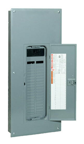 Square-D QO142M200PC Main Breaker Installed Load Center, QO, 200A