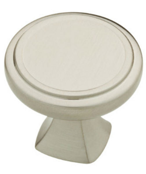 Liberty™ P28013-SN-C Ashtyn Round Cabinet Knob, Satin Nickel, 1-1/4""