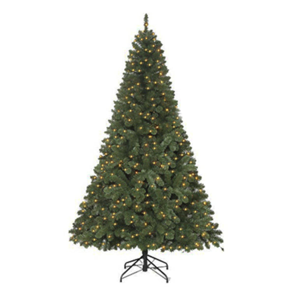 Polygroup TV15024 Grand Duchess Spruce Artificial Tree 7.5', 500-Clear Lights