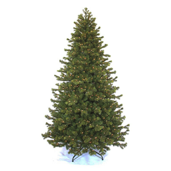 Equinox CDF-11IL1-90 Classic Douglas Fir Artificial Xmas Tree, 1000-Lights, 9'