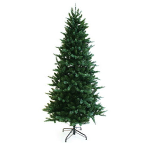 Polygroup TV15077 Southern Spruce Artificial Tree w/400 Color Changing LED, 7'