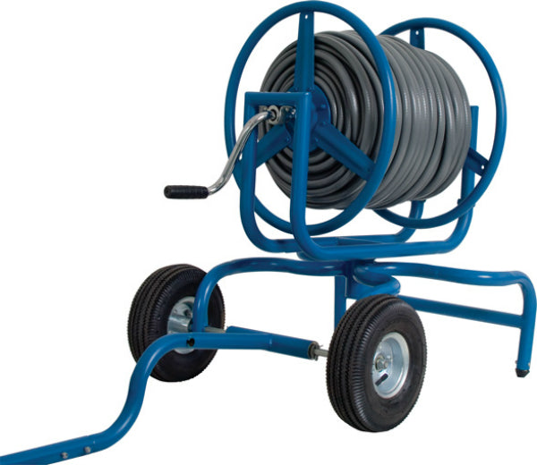 "Jackson® 2517200 Swivel Hose Reel Cart Holds up to 400' of 5/8"" hose"