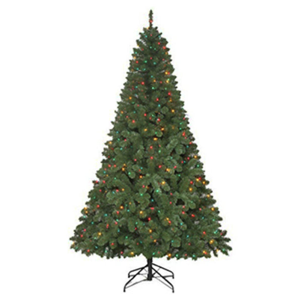 Polygroup TV15023 Grand Duchess Spruce Artificial Tree 7.5', 500-Multi Lights