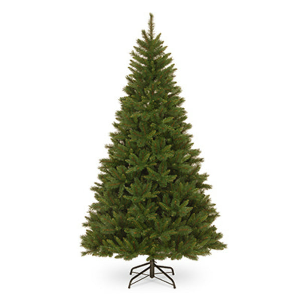 National Tree OX4-501-75 Oxford Pine Hinged Artificial Christmas Tree, 7.5'