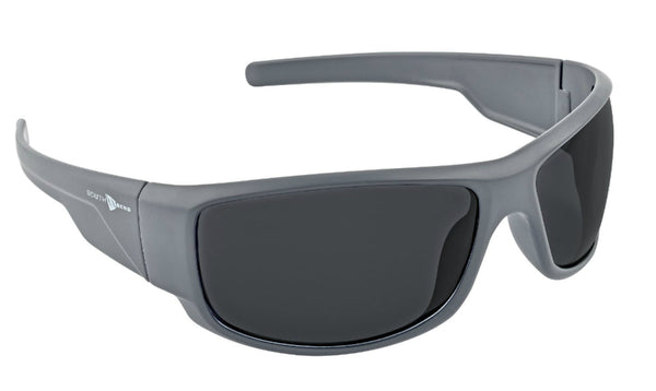 South Bend SBGS-1 Sobend Frame/Black Lens Polarized Glasses, Black