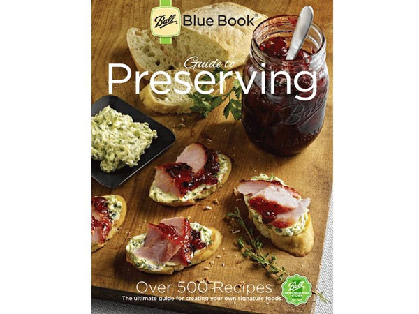 Ball® 1440021411 Blue Book Guide to Preserving, 37th Edition
