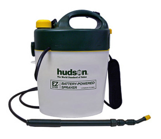 Hudson® 13581 Insta-Spray™ Battery-Powered Sprayer, 1.3 Gallon