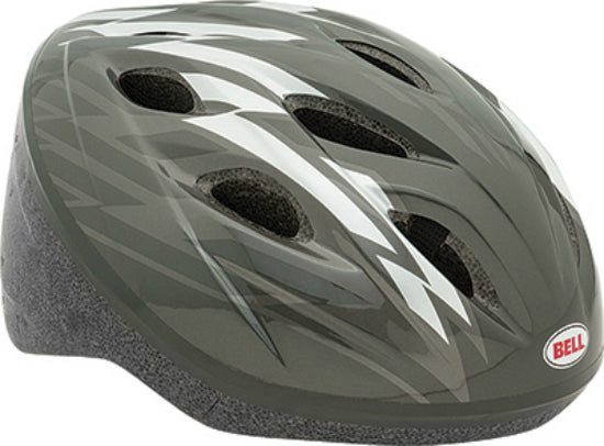 Bell 7063302 Reflex Bike Helmet, Adult, Gray, Medium/Large