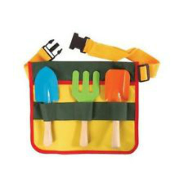 Esschert Design KG55 Children's Tool Belt with Tools, Assorted Colors