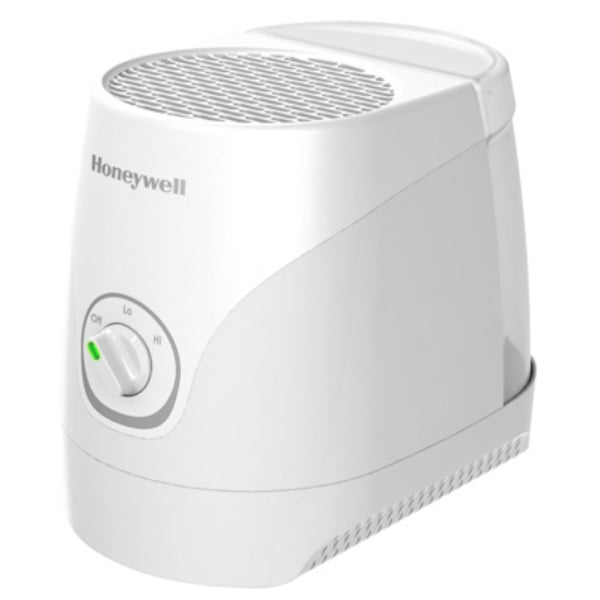 Honeywell HEV320W Stylish Design Cool Moisture Humidifier, White