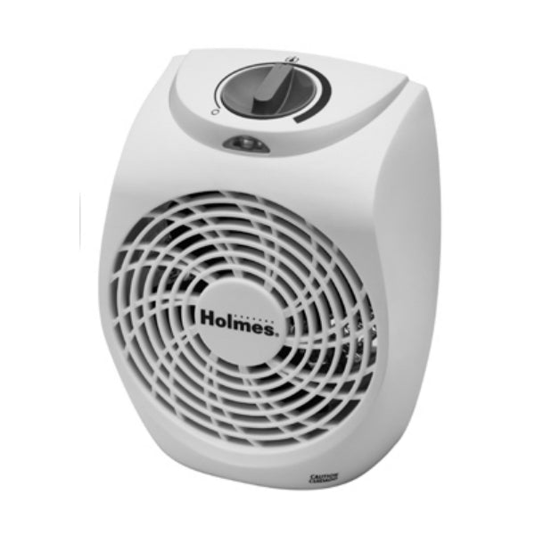 Holmes® HFH131-N-UM Personal Fan Heater with Manual Controls, Small