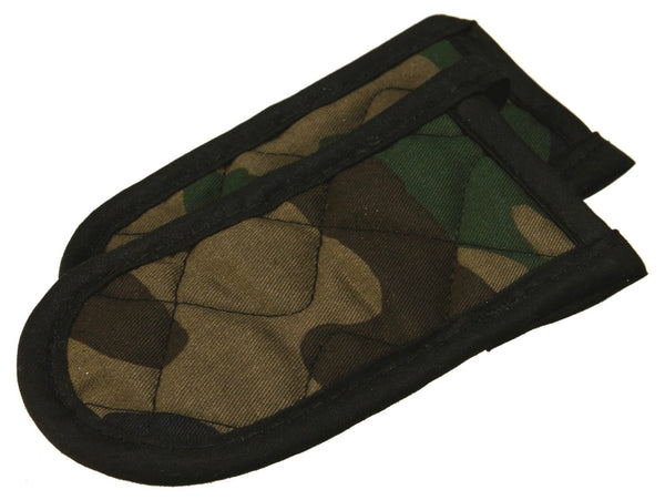 Lodge 2HHCAM2 Camouflage Print Hot Handle Holder Set, 2-Pack