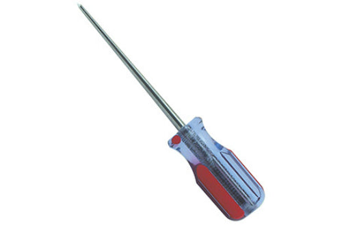 "Great Neck SC4C Scratch Awl, 4"", Plastic Handle"