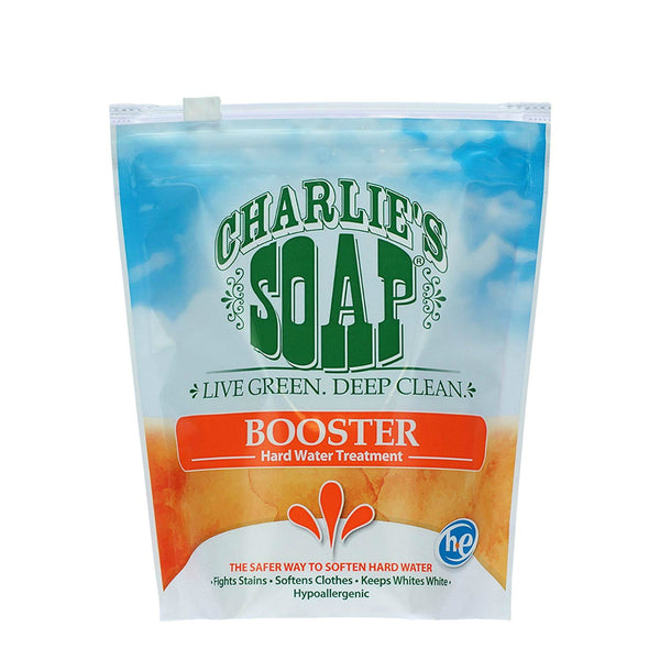 Charlie's Soap 51701 Booster & Hard Water Treatment, 2.64 Lbs