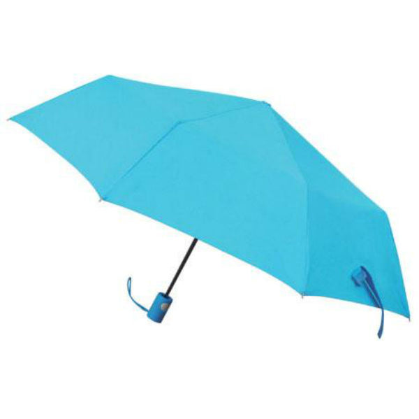 "SkyTech® RT-850 Automatic Super Mini Umbrella, Assorted Colors, 42"" Coverage"