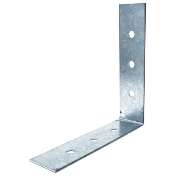 Simpson Strong-Tie A88 Galvanized Steel Angle, 12-Gauge