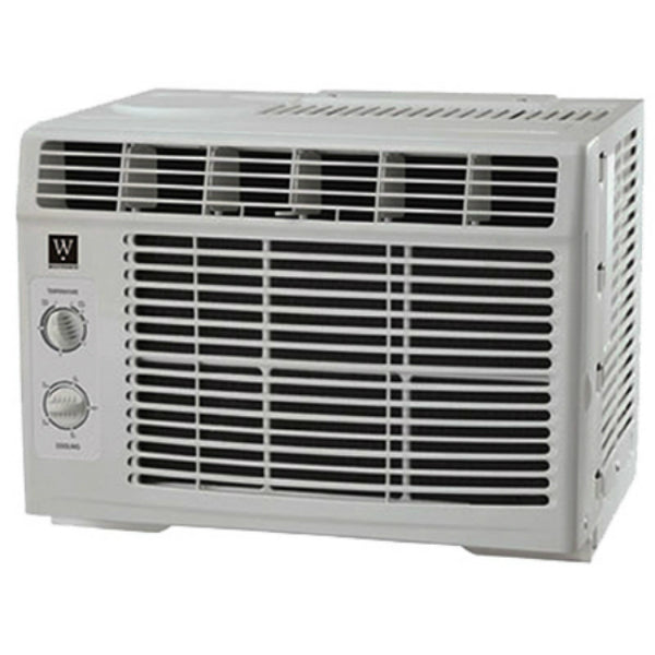 Westpointe MWDUK-05CMN1-BCK0 Mechanical Window Air Conditioner, 5000 BTU, 150 SF