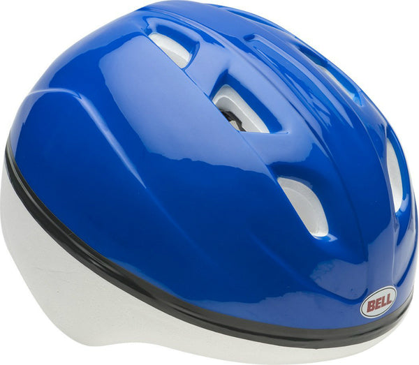 Bell 7063266 Toddler Shadow Blue Helmet with 6 Top Vents