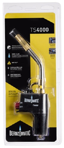 Bernzomatic TS4000T High Heat Torch with Auto Start/Stop