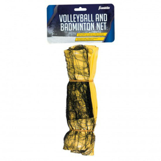 Franklin 52621 Universal Fit Badminton/Volleyball Net