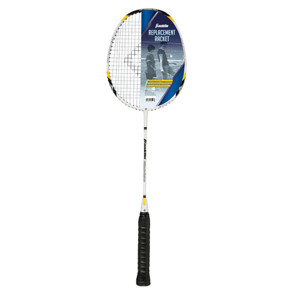Franklin 52622 Replacement Advanced Badminton Racket, Steel Alloy