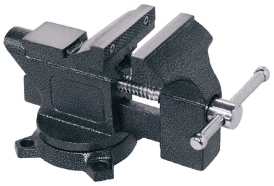 "Bessey BV-HW45 Light Duty Workshop Bench Vise, 4-1/2"" Wide Jaws"