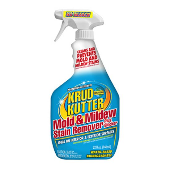 Krud Kutter® MS324 Mold & Mildew Stain Remover Plus Blocker, 32 Oz