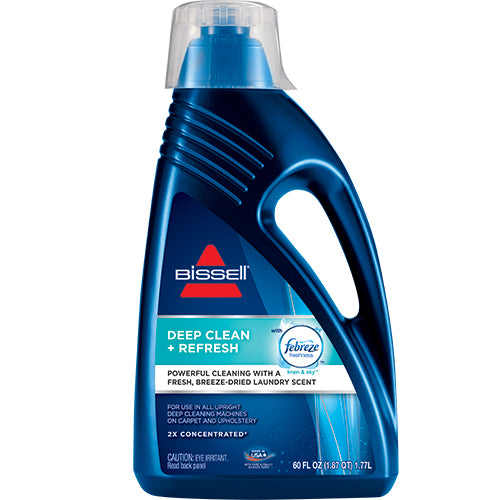 Bissell® 2276 Deep Clean/Refresh Carpet Cleaner, Febreze® Linen & Sky™, 60 Oz
