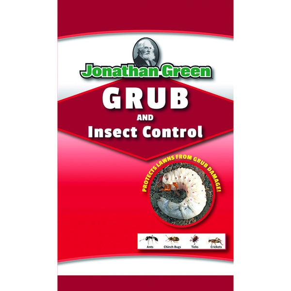 Jonathan Green 11923 Grub Control & Insect Control, 14.35 Lbs, 5000 Sq. Ft.