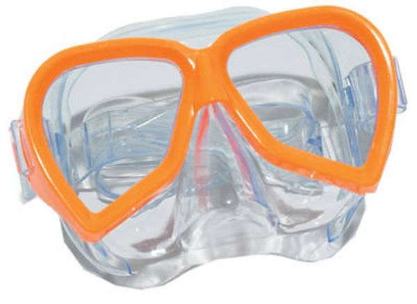 Aqua Leisure® AQM10390 Galapagos Small Children's Swim Mask w/ Dual Lens