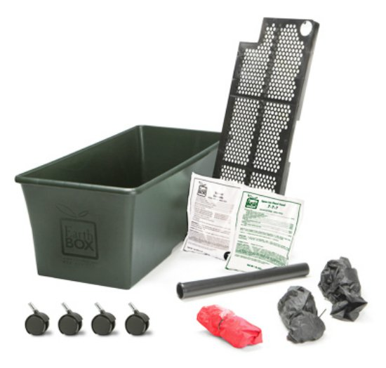 EarthBox® 80101 Ready-To-Grow Garden Kit, Green