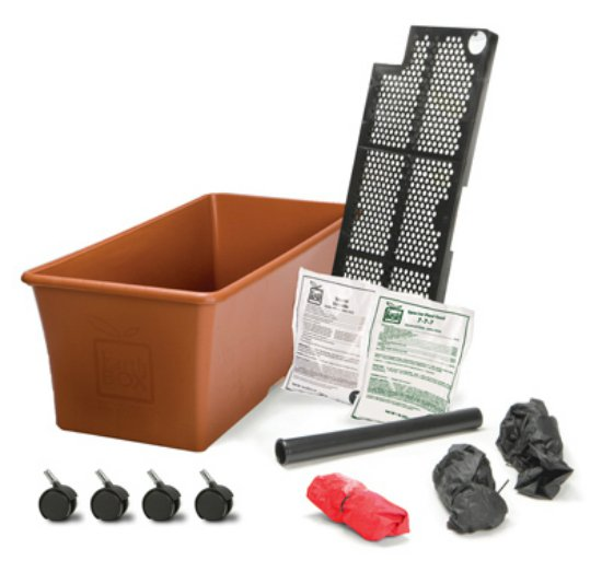 EarthBox® 80105-01 Ready-To-Grow Garden Kit, Terra Cotta