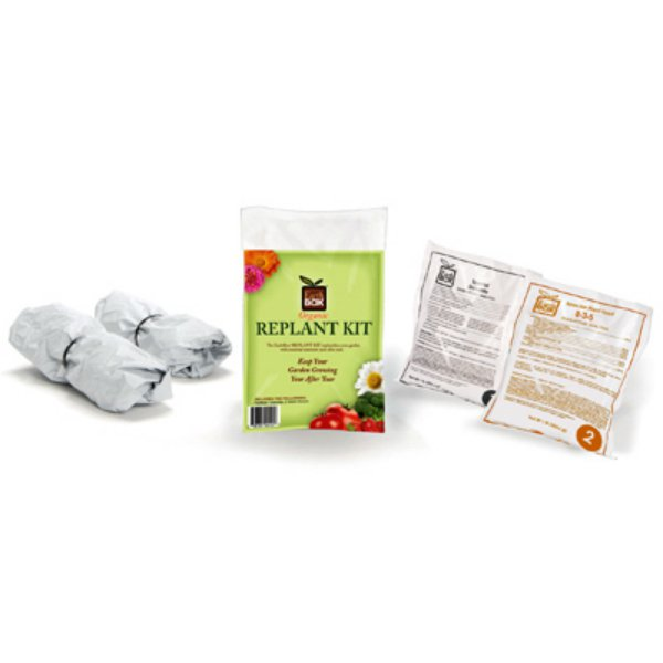 EarthBox® 81101 Organic Replant Kit