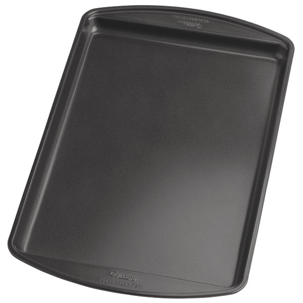 "Wilton® 2105-6062 Perfect Results Medium Cookie Pan, 15-1/4"" x 10-1/4"""