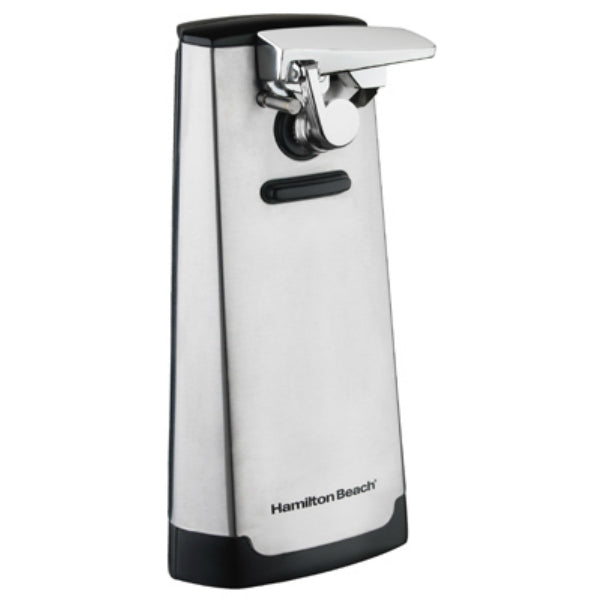 Hamilton Beach® 76700 Tall Metal Can Opener, Brushed Stainless Steel