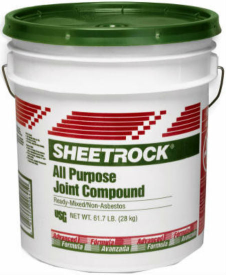 Sheetrock® 380119-04 All Purpose Joint Compound, 4.5 Gallon