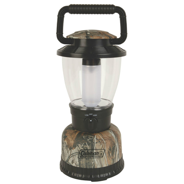 Coleman 2000020189 CPX 6 Rugged Camouflage Lantern, 3 Position Switch