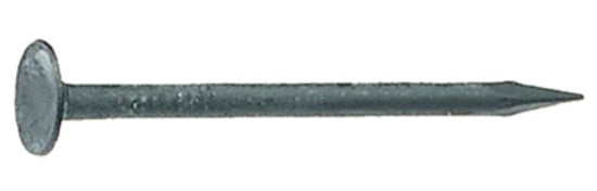 Hillman Fasteners 461270 Cupped Head Drywall Nail, Black Phosphate Coated