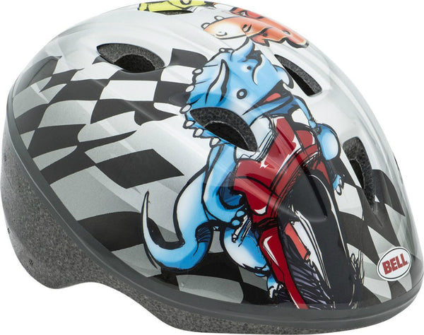 Bell 7063268 Toddler Boy's Zoomer Helmet with 7 Top Vents