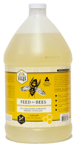 Harvest Lane Honey FEEDLQ-103 Liquid Bee Feed, 1 Gallon